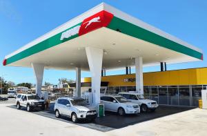 NigitOwl Townsville Puma Fuel Site