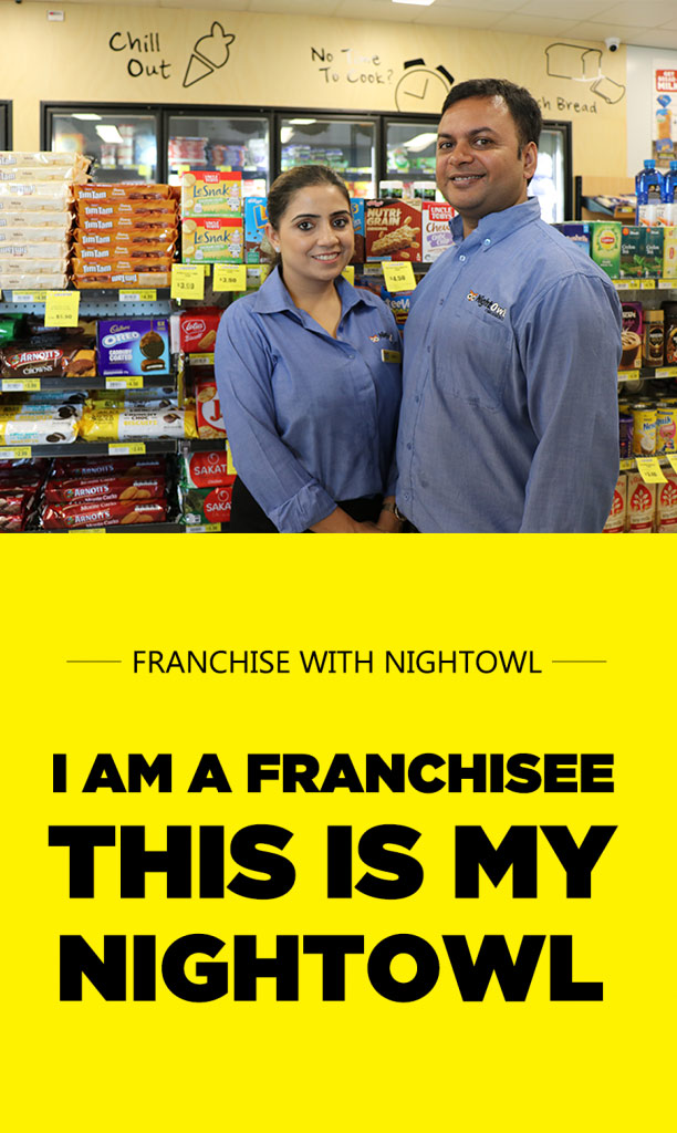 NightOwl franchise owners